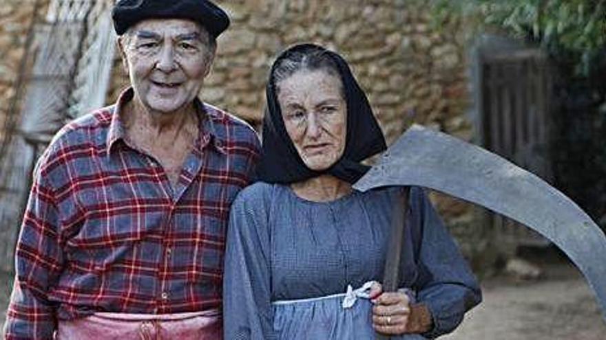 La película ibicenca 'Los crímenes del Día de Todos los Santos', candidata a las nominaciones de los Goya
