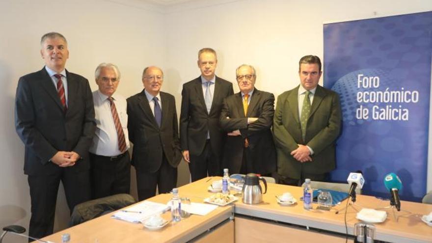 El Foro Económico de Galicia reclama una estrategia de país para la modernización del tren de mercancías