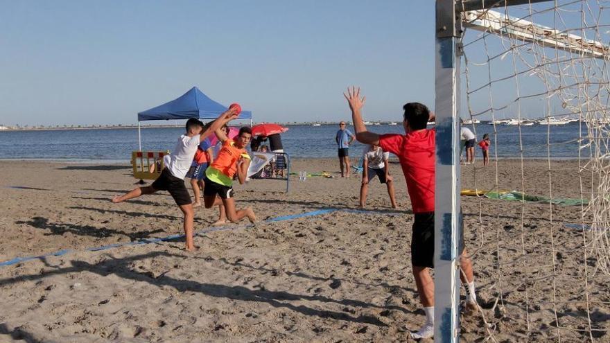 Se aplazan los Mar Menor Games por el estado de la laguna salana