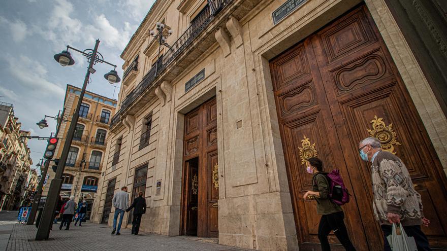 """El gobierno municipal de Alcoy defiende que el libre acceso de la oposición al registro sería """"una irregularidad"""""""