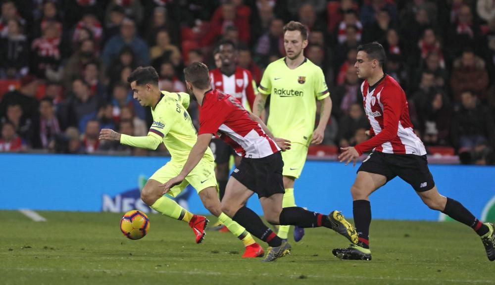 LaLiga: Athletic Club -Barcelona