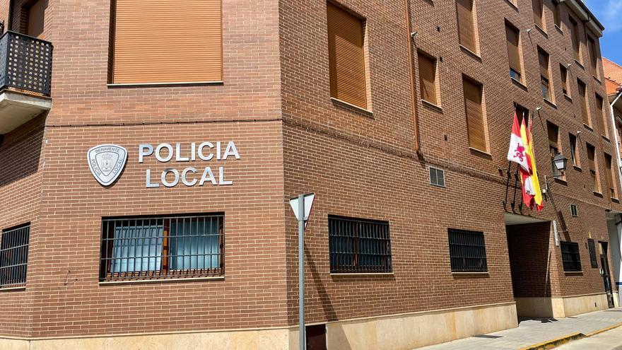 El departamento de sanciones de tráfico de Benavente se traslada al cuartel de la Policía Local