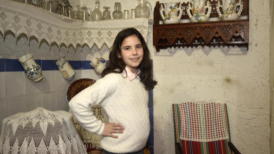 Candidatas a Reina de la Huerta Infantil 2020