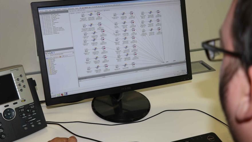 Sanidad instala los 5.600 ordenadores en Atención Primaria