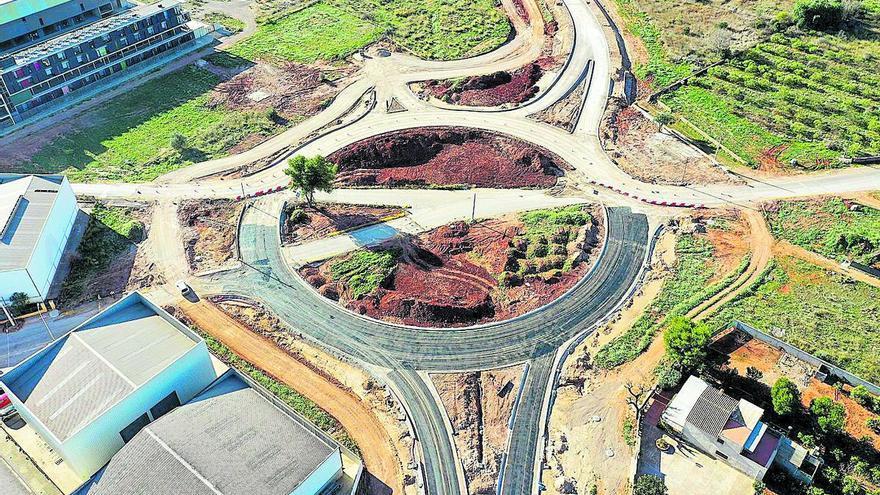 Vila-real reduce los plazos para mejorar tres áreas industriales