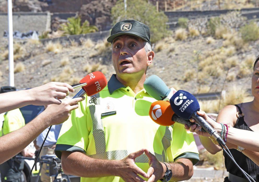 Los drones 'multadores' se estrenan en Canarias