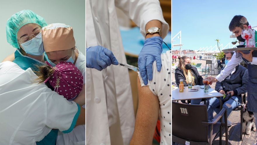 La pandemia va pasando pero ¿volveremos realmente a vivir como antes? Esto es lo que dicen los expertos