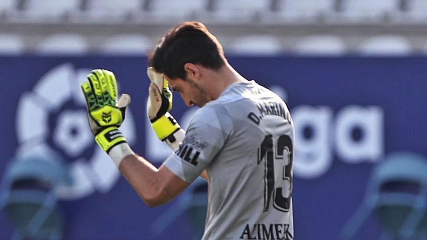 """Gallego: """"Este partido no tiene nada que ver con Las Palmas, estoy satisfecho"""""""