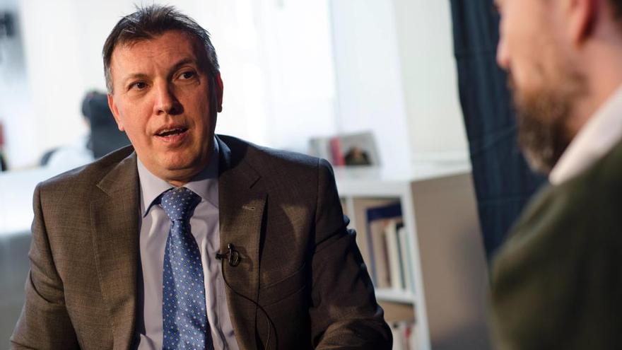 """Joaquim Bosch: """"El poder político ha colonizado importantes instituciones judiciales"""""""