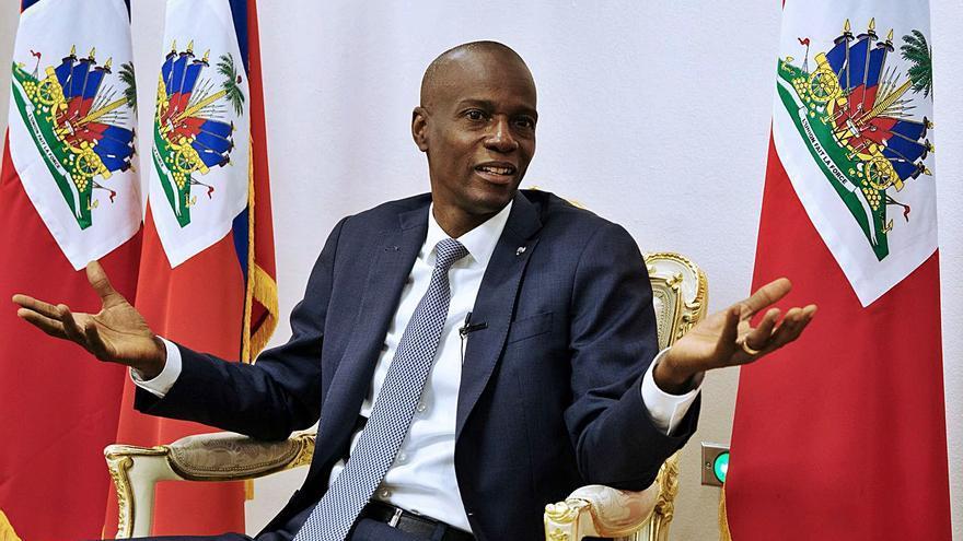 Assassinat el president d'Haití Jovenel Moïse en un atac a casa seva