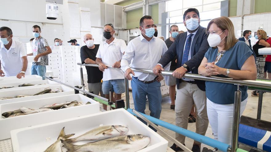 """Los pescadores piden que """"se abran las golas"""" y se evite la llegada de aguas con nutrientes"""