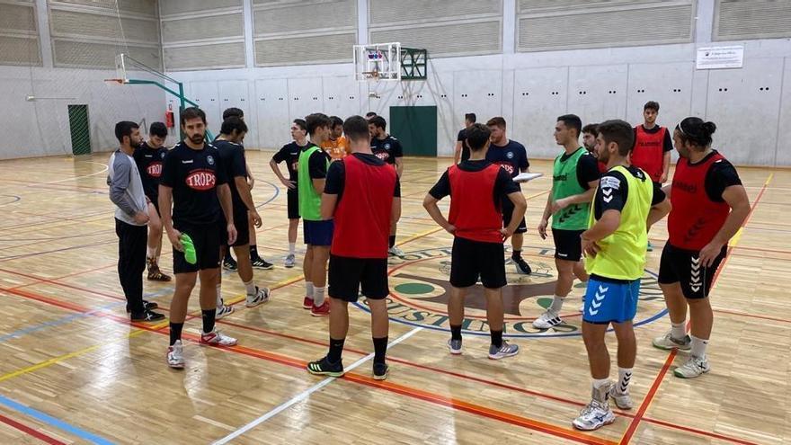 El Trops Málaga jugará como local en el Colegio Los Olivos