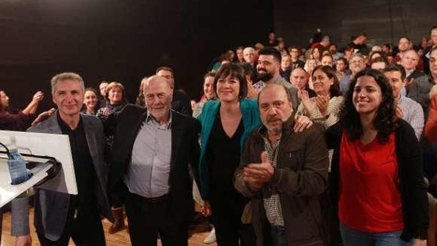 """El BNG pide en Ourense el voto de los """"cabreados"""" con el ninguneo"""