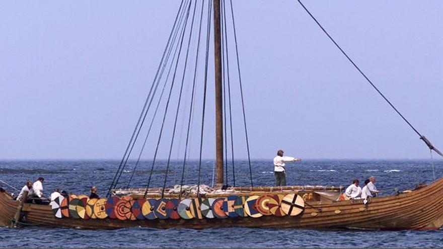 1021, año del descubrimiento de América (por los vikingos)