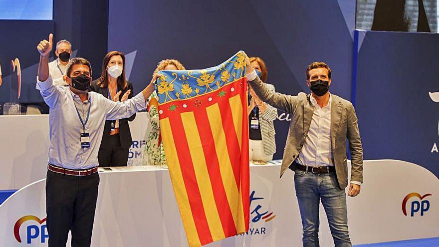 El PP vuelve a sacar músculo en la Plaza de Toros de València