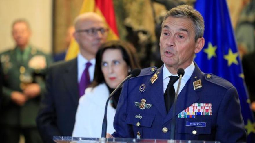 Dimite el JEMAD tras la polémica de las vacunas contra la COVID-19 en las Fuerzas Armadas