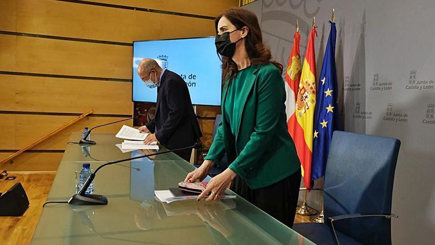 """La Junta """"peleará"""" para que los fondos europeos lleguen a zonas poco pobladas como Zamora"""