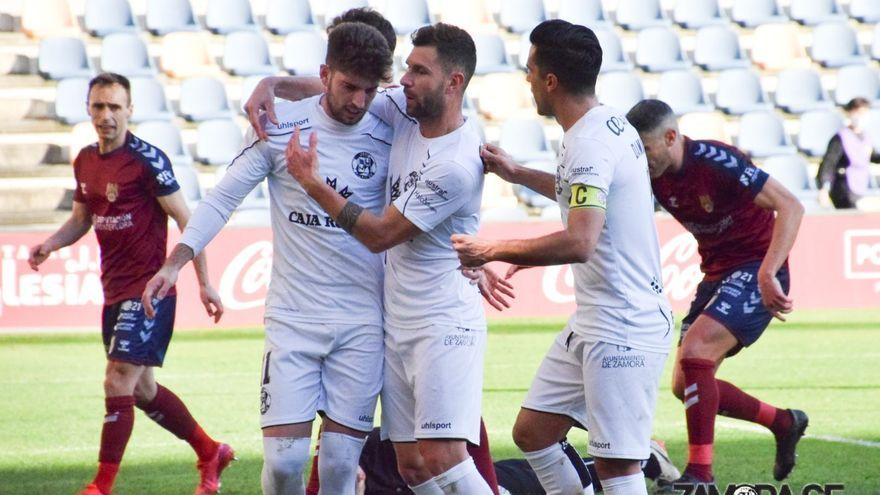 DIRECTO | Pontevedra CF - Zamora CF -- Sigue el minuto a minuto del partido