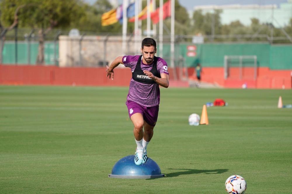 El RCD Mallorca empieza a entrenar