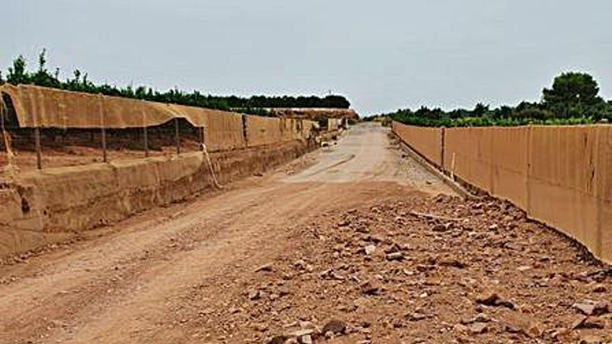 Vila: «El gobierno de Sagunto deja desamparados a los agricultores»
