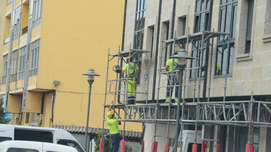 El paro baja en 3.603 personas en enero en Galicia, frente al incremento de la media