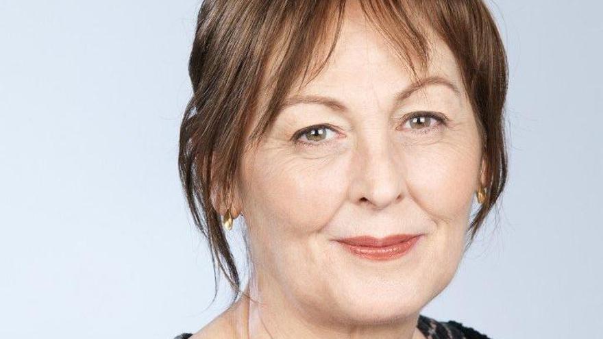 Mor als 61 anys l'actriu Montse Pérez, la popular Mercedes de «Plats Bruts»