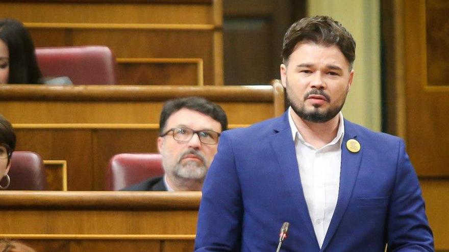 ERC anuncia un preacord amb el govern espanyol per aprovar els pressupostos generals de l'Estat