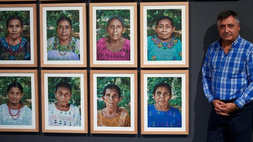 Gervasio Sánchez retrata 40 activistes centreamericans amenaçats de mort