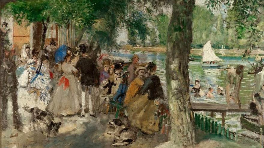 Renoir, la íntima alegría de vivir