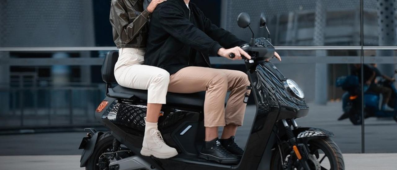 Niu MQi GT, el scooter número uno en China llega a Europa