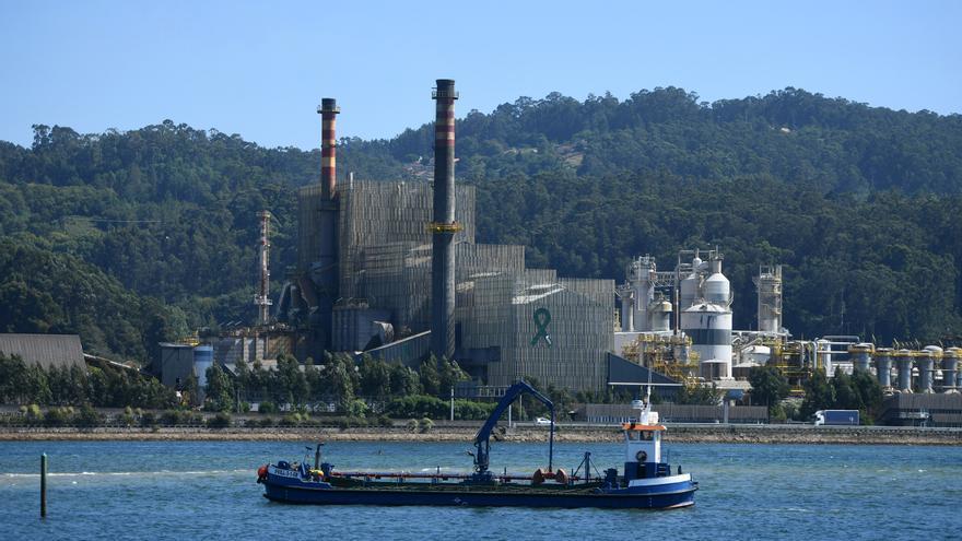 La Audiencia Nacional autoriza al Puerto a personarse en el recurso de Ence
