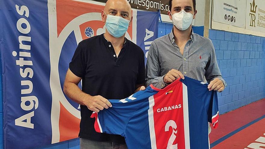 Álvaro Cabanas, de la Asobal a fichaje estrella de Agustinos