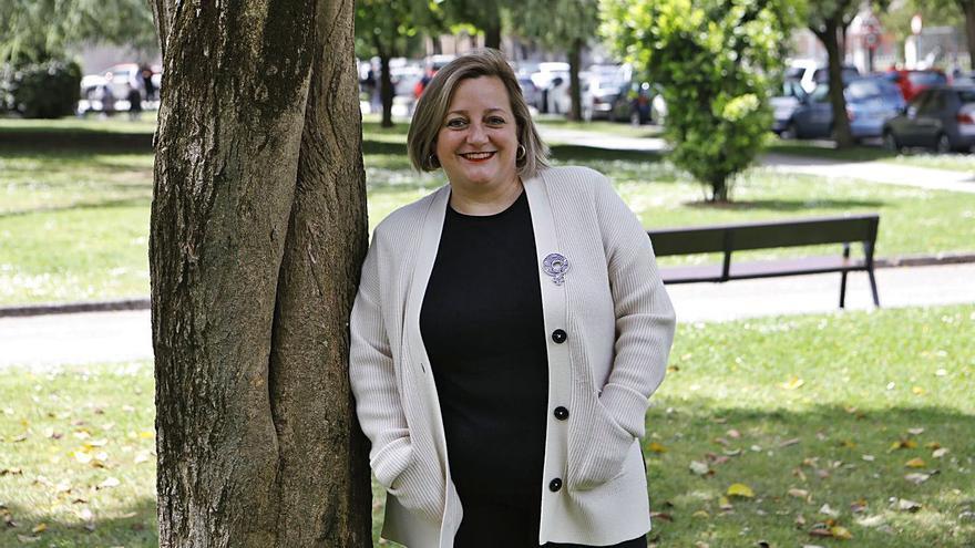 """Carmen Saras (PSOE): """"Hay que abrir la participación a toda la ciudadanía,  no solo a las asociaciones"""""""