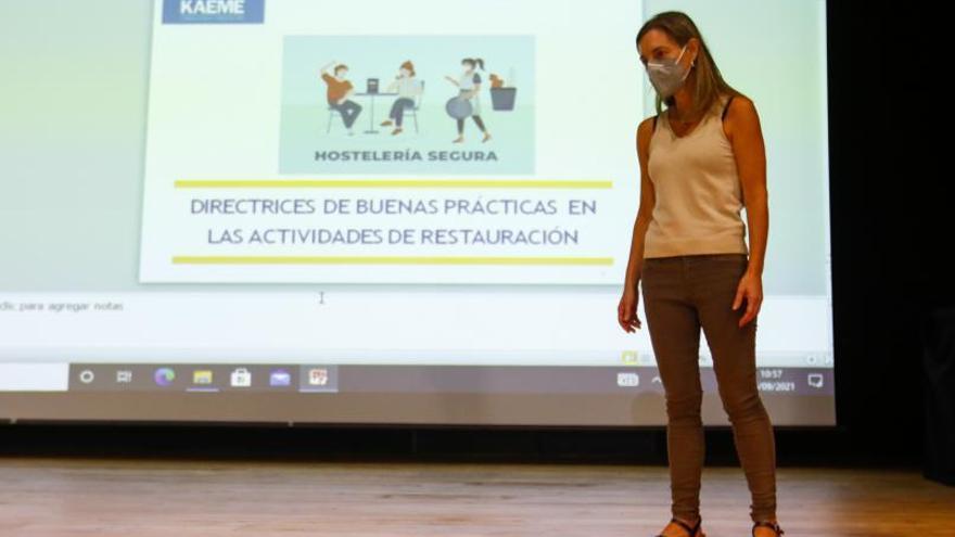 Validados por la Xunta los cursos COVID básicos que impartió Vilanova para sus hosteleros