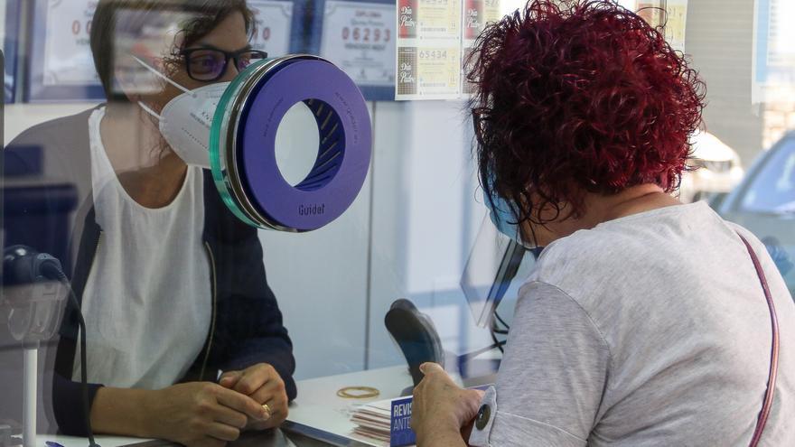 El primer premio de la Lotería Nacional toca en el centro de Córdoba