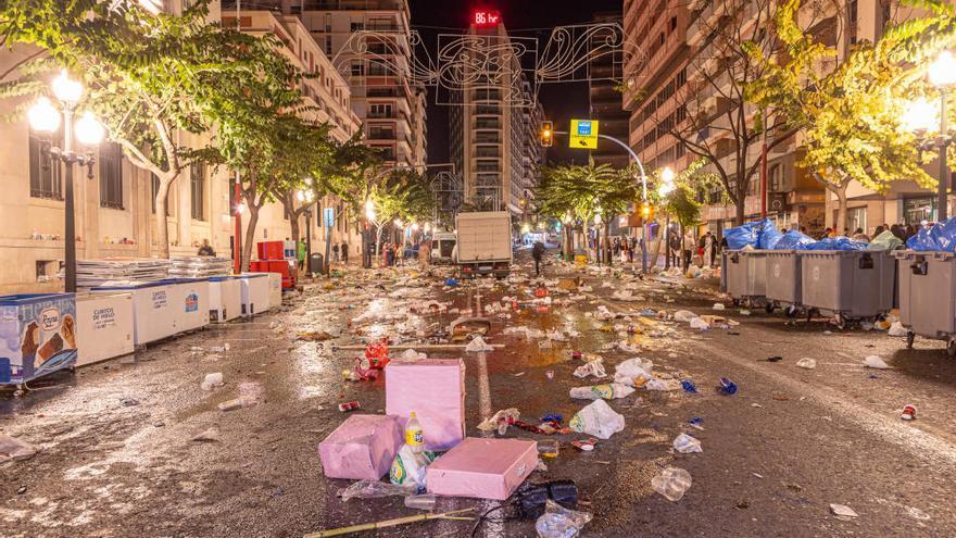 El tuit que evidencia que en Alicante falta mucho civismo