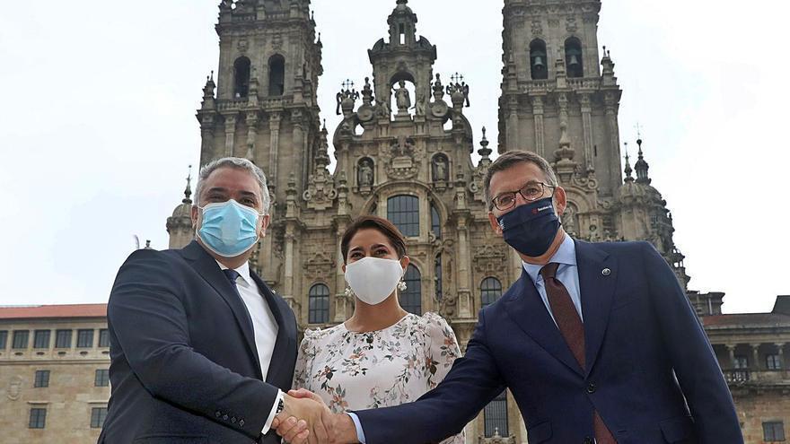 Galicia abre la vía para fomentar su relación comercial con Colombia