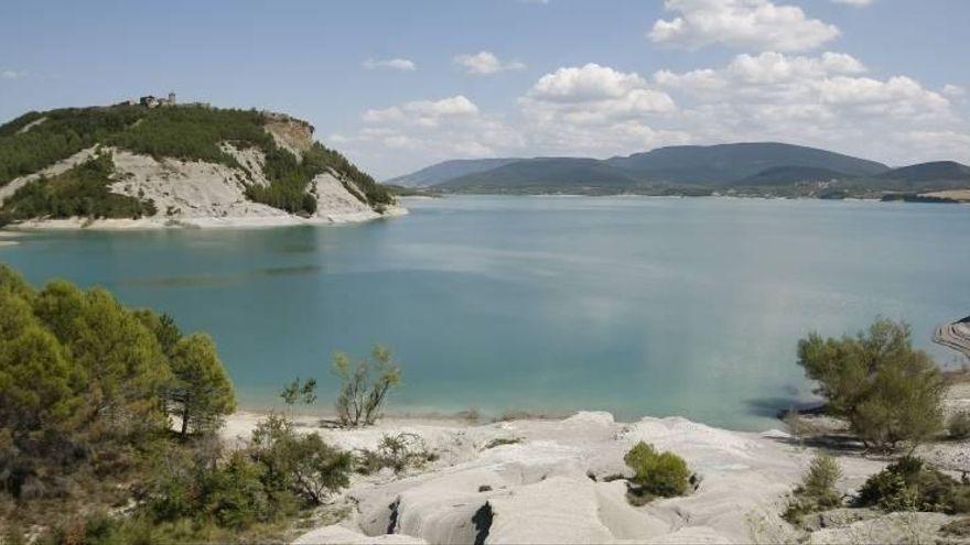 La reserva de los embalses de la Cuenca del Ebro está al 67% de su capacidad total