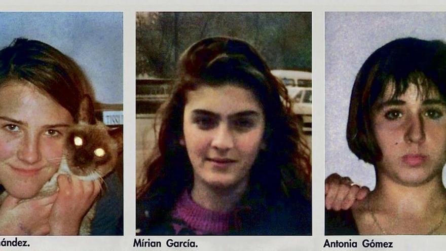 Los huesos hallados en 2019 en la fosa del caso Alcàsser pertenecen a una de las niñas