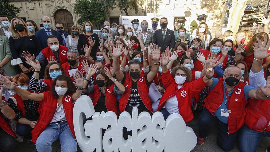 El Día de la Banderita de Cruz Roja vuelve a las calles de Córdoba