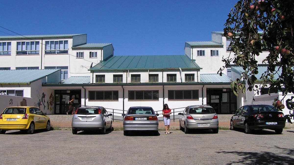 Colegio Monte Gándara de El Puente
