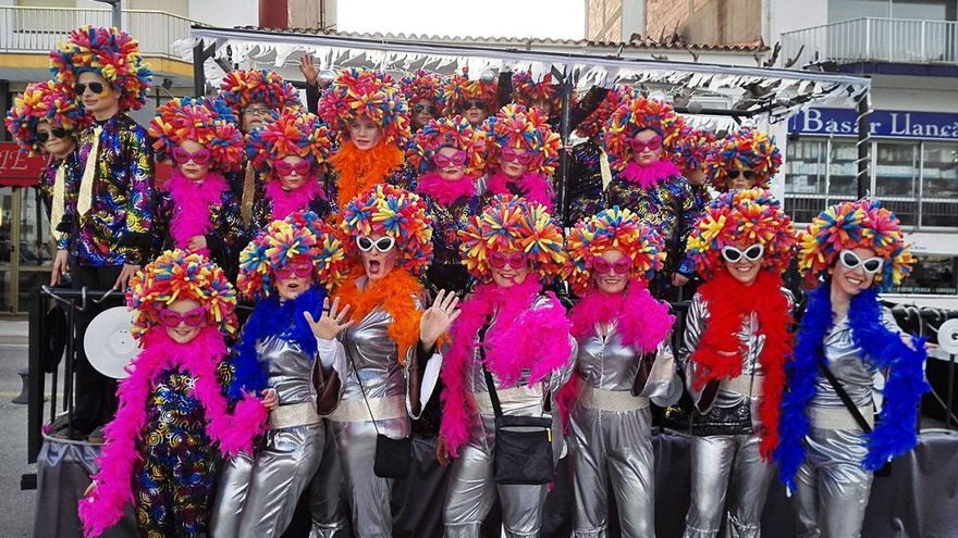 Un Carnaval en pausa a la comarca de l'Alt Empordà