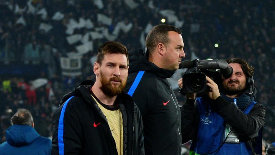 Valverde reserva a Messi para Mestalla y sella el pase a los octavos de final