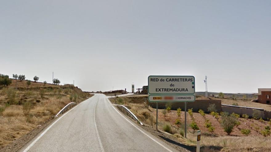 Fallece un joven de 22 años en un accidente de tráfico en Hornachos