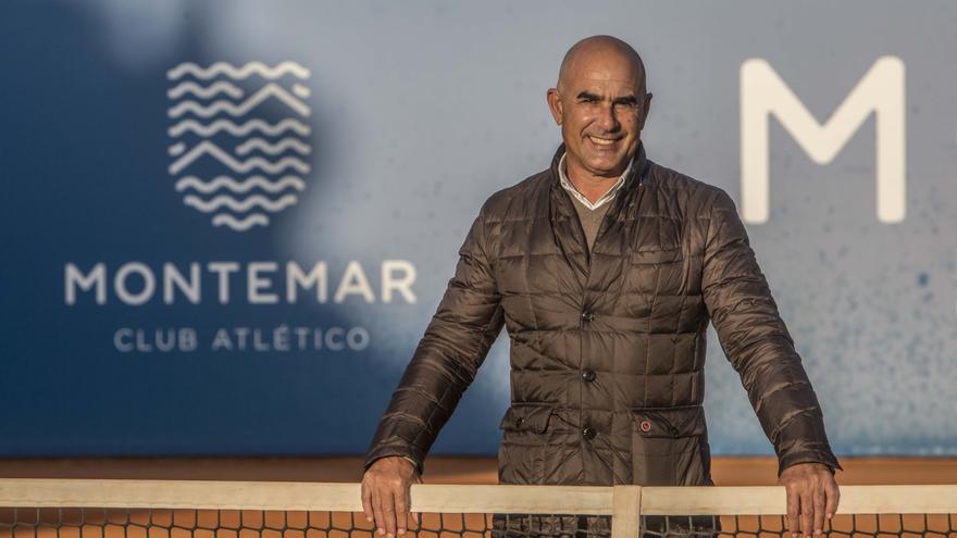 José Pedro García, reelegido presidente del Club Atlético Montemar