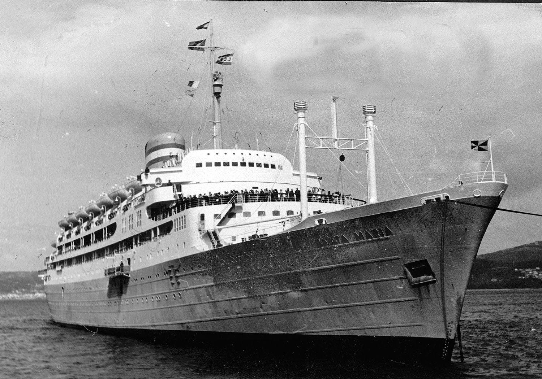 Viaje a las Américas desde el puerto de Vigo