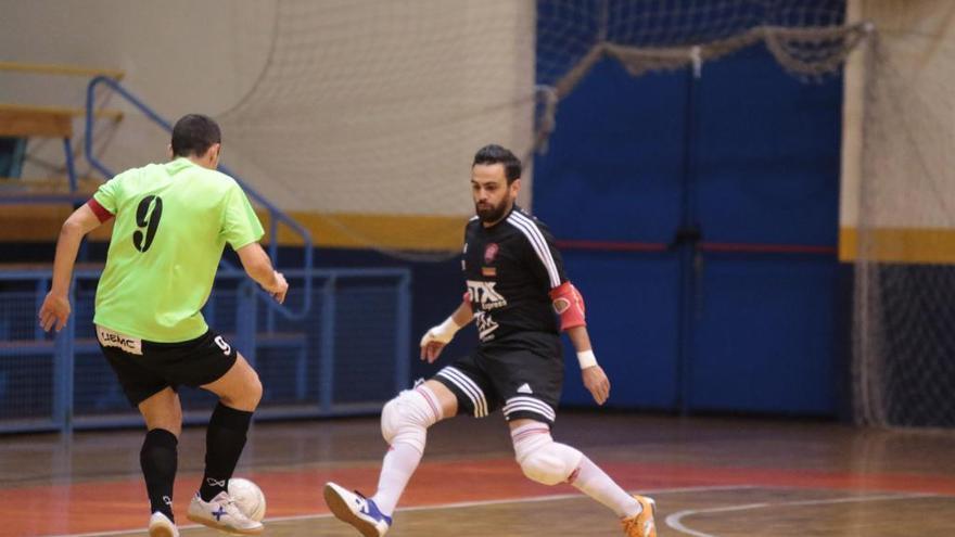 Imanol jugará en la LNFS con Jaén