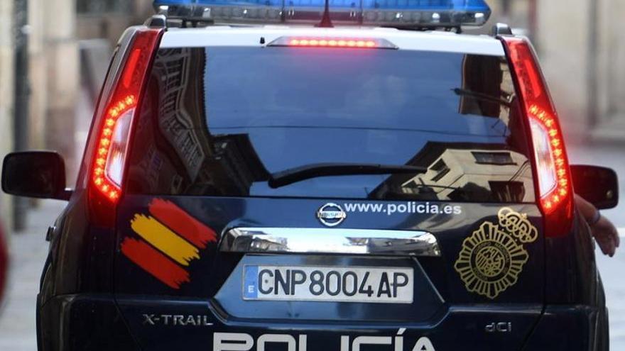 Detenido por vender droga en el centro de Vigo