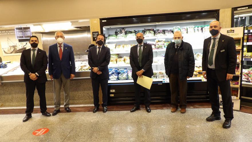 El Corte Inglés colabora con el Banco de Alimentos