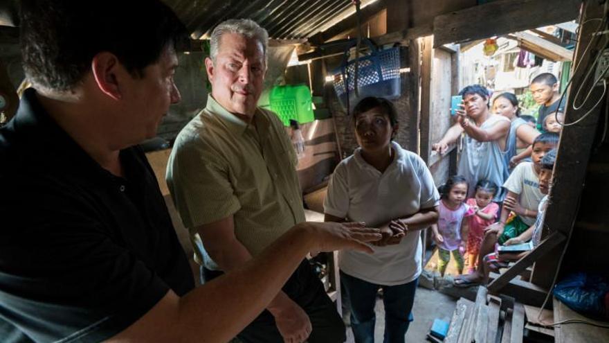 """""""Ahora o nunca"""", el cine llama a luchar contra el cambio climático"""